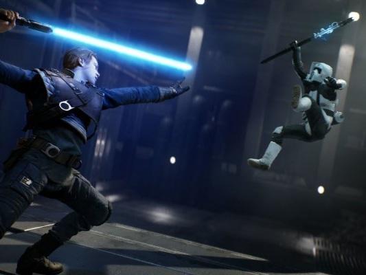 Star Wars Jedi: Fallen Order, ecco perché la spada laser non amputa i nemici umani - Notizia - PS4