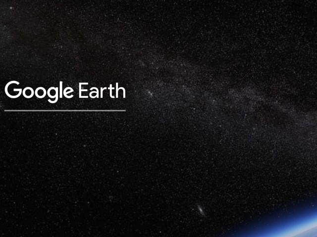 """Cosa ci aspetta con Google Earth: tema scuro ed animazione """"cinematica"""" (foto)"""