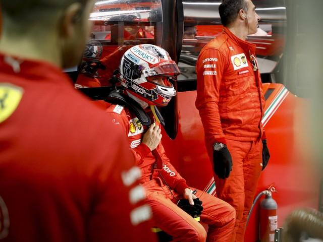 Gran Premio di Singapore Mercedes e Red Bull ok, Leclerc frenato dal cambio
