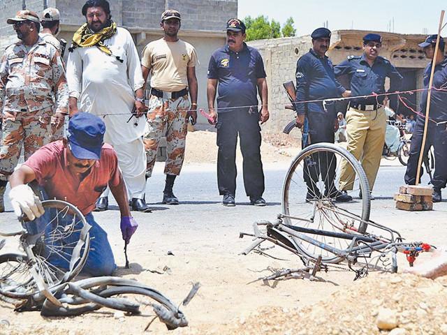 Stato islamico: primo impiego di una bicicletta bomba in un attentato