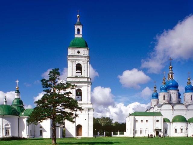 Il Cremlino di Tobolsk: un miracolo dell'architettura in Siberia