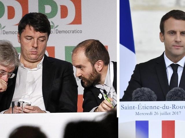 """RetroMarche! I macronisti d'Italia si sono già pentiti di Macron: """"Così mette a rischio l'unità e la solidarietà in Europa"""""""