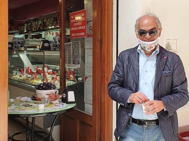 """Protesta ristoratori e baristi, Bacchetta """"Ok al confronto"""". Novità per suolo pubblico"""