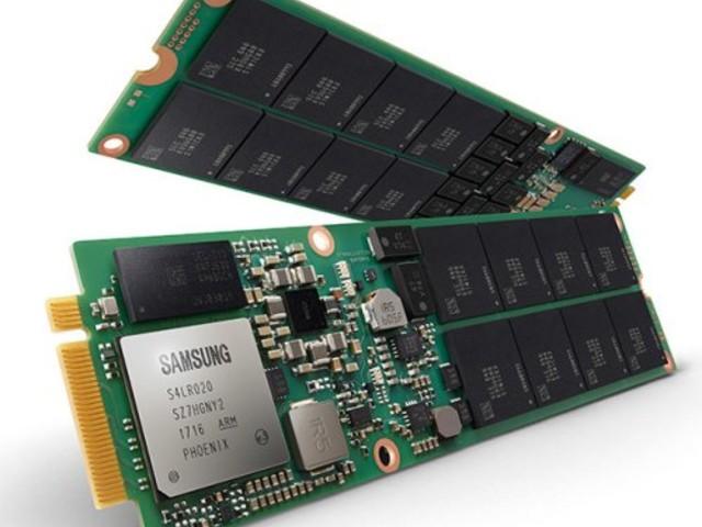 Samsung presenta le nuove V-NAND, prestazioni ulteriormente migliorate