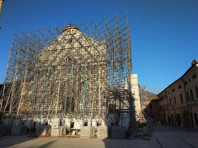 Basilica San Benedetto, ricostruzione più veloce. Arrivano deroghe per Norcia, Cascia e Preci