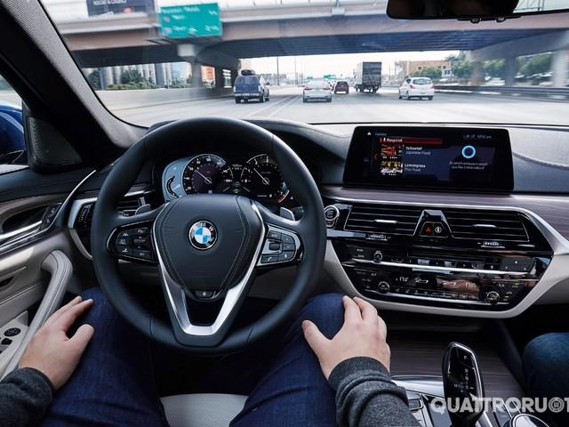 Guida autonoma - La BMW costruirà una pista per i test in Repubblica Ceca