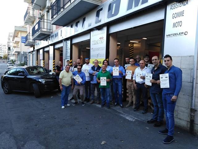 TyreSud in Tour con Massimo Cassano: le tappe 2020