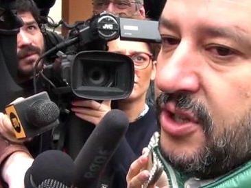 """Referendum Lombardia, Salvini: """"Affluenza? Tratteremo con il governo a prescindere. Sicuro di superare 50% in Veneto"""""""