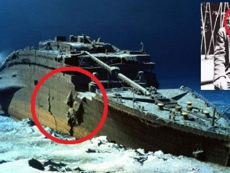 Il Titanic non affondò per l'iceberg la verità è un'altra ed è agghiacciante!