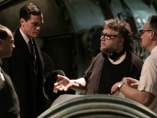 "The Shape of Water, Guillermo del Toro: ""Stavo per morire sul set!"""