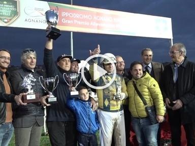 Ippodromo di Agnano, tre grandi premi nel weekend dell'Immacolata