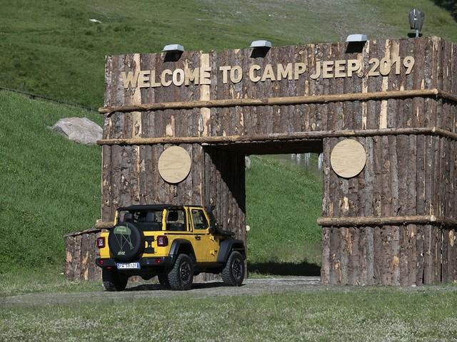In Primiero «il più grande raduno Jeep dell'estate»