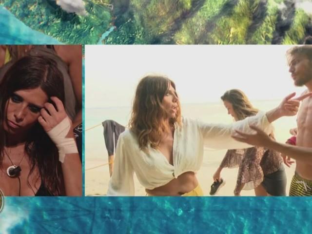 Isola dei Famosi 2021: Emanuela Tittocchia contro Isolde Kostner   Video Mediaset