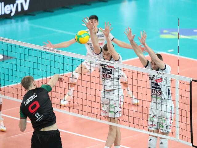 Volley, Champions League mutilata: solo due partite per l'Itas, il Friedrichshafen decimato dal Covid