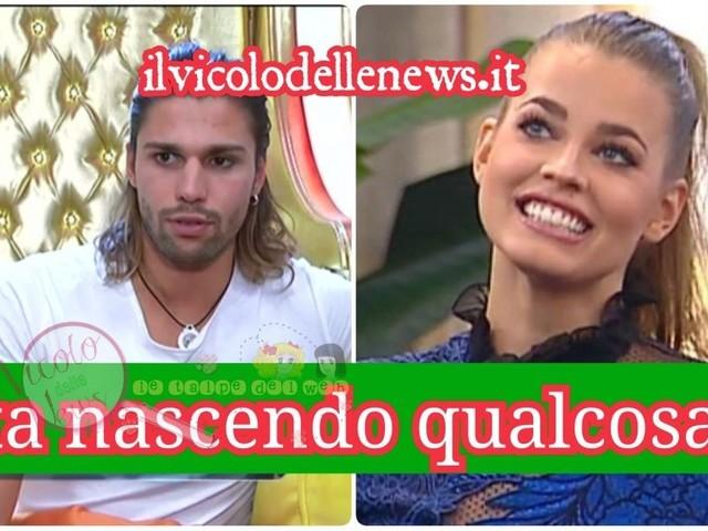 #gfvip #way Luca Onestini si sta davvero innamorando di Ivana Mrazova? E lei? Arrivano le parole che non ti aspetti…voi cosa pensate e soprattutto, cosa penserà l'ex Soleil Sorgè?