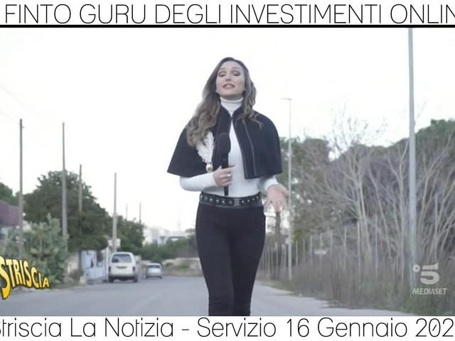 Il Finto Guru degli Investimenti Online (Striscia La Notizia)