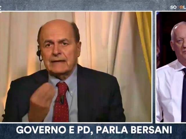 """Sono le Venti, Bersani sul Nove: """"Nel 2013 mi sarei 'grillizzato'. Salvini che citofona? Con la madre del sindaco sarebbe finita peggio"""""""