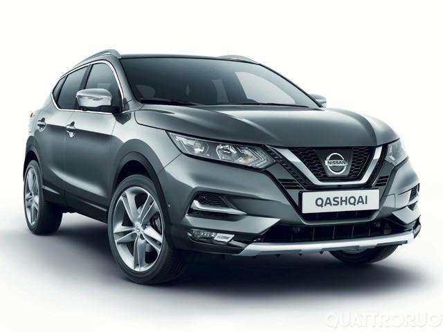 Nissan Qashqai - La N-Motion in Italia a partire da 29.795 euro