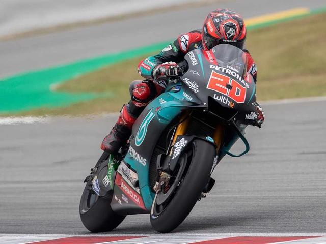 MotoGP Catalunya, Qualifiche: tempi e griglia. Quartararo fenomenale!