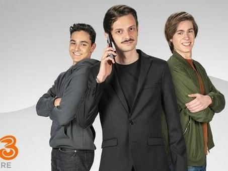 """Windtre, al via la nuova campagna """"compagni di scuola"""" con Fabio Rovazzi"""