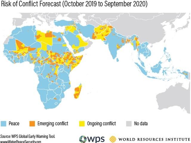Le prossime guerre del mondo: nel 2020 più a rischio Iraq, Iran e Mali. Nuove ondate di profughi se non si interviene