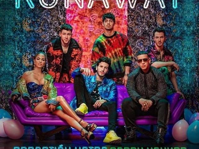 Jonas Brothers e Daddy Yankee collaborano al brano Runaway!