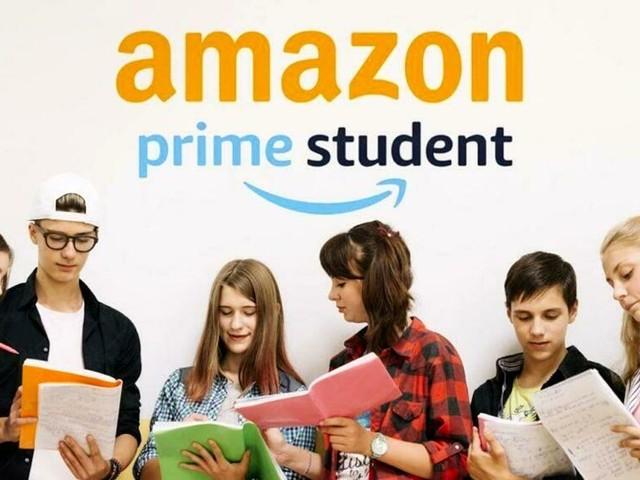 Amazon Prime Student: sconto da 10 euro per i nuovi iscritti