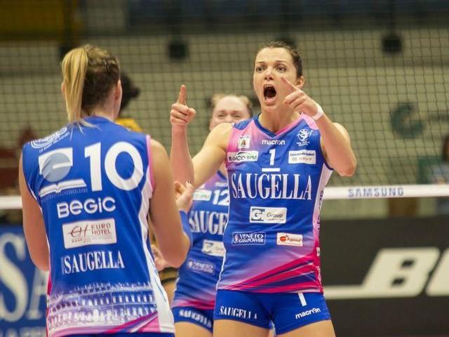 DIRETTA/ Conegliano Monza (risultato 0-0) streaming video Rai: 1^ set, si gioca!
