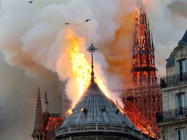Notre-Dame, contributo da 100.000 euro dall'Albania per la ricostruzione della cattedrale