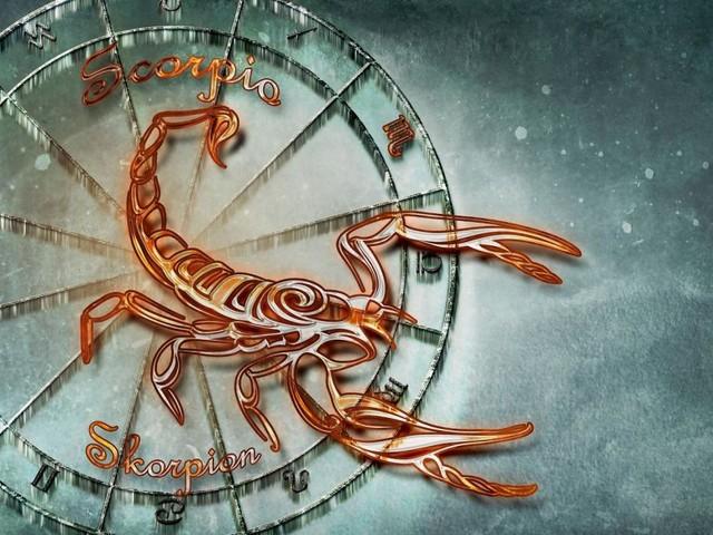 L'oroscopo settimanale dal 21 al 27ottobre, 2^ sestina: pagelle, Scorpione 'dieci'