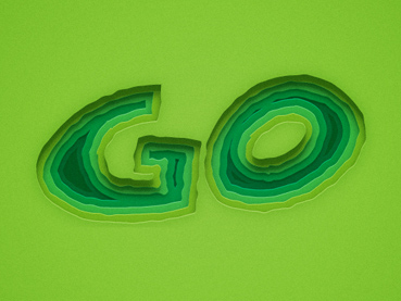 How to Create a Layered Paper Art Text Effect in Adobe Illustrator