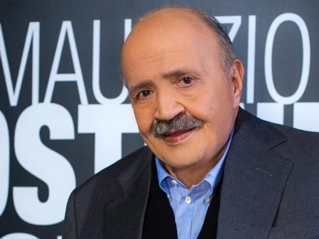 """Maurizio Costanzo: """"Stefano De Martino in Rai? Ha fatto bene""""/ """"Maria De Filippi..."""""""