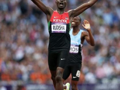 David Rudisha vuole il terzo oro olimpico a Tokyo