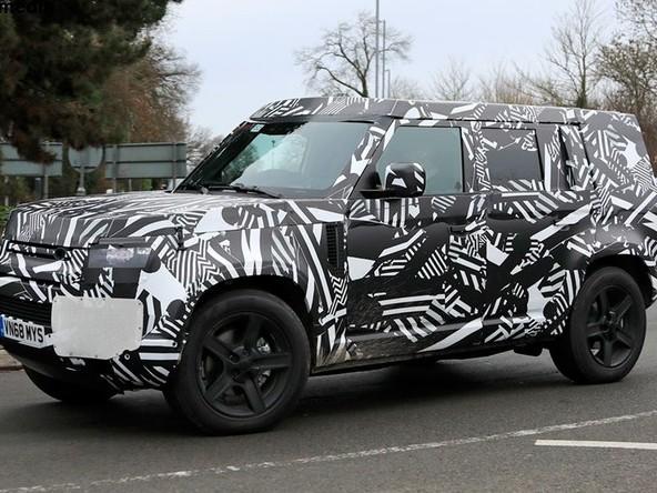 Land Rover Defender, il nuovo modello sarà prodotto in Slovacchia
