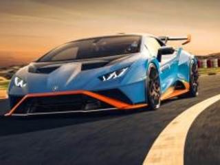 Nata per la pista: ecco (in video) la nuova Lamborghini Huracán STO