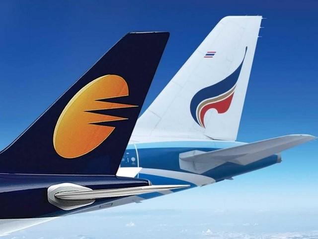 Bangkok Airways e Jet Airways, nuova partnership in codeshare
