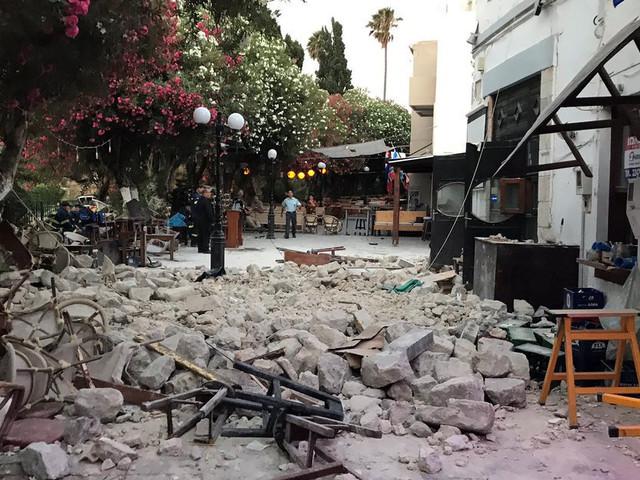 Terremoto tra Grecia e Turchia. Due vittime e 120 feriti sull'isola di Kos