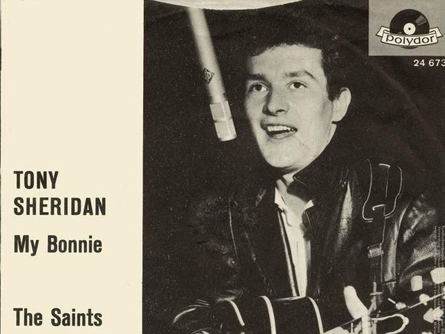 Tony Sheridan: senza di lui, forse, i Beatles non sarebbero diventati famosi