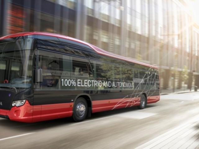 Sperimentazione di bus a guida autonoma in Svezia da Nobina e Scania