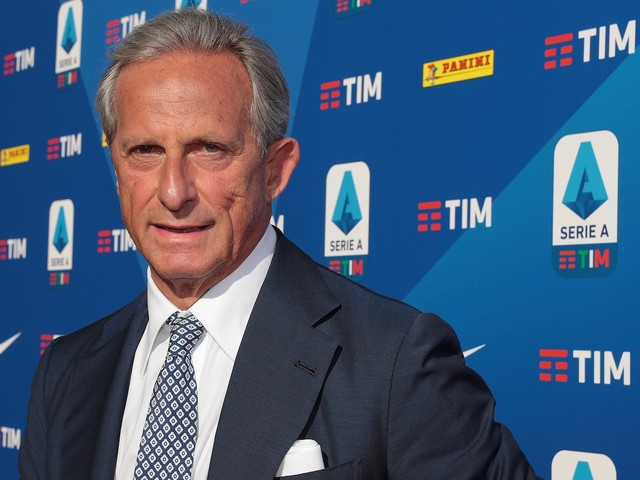Miccichè si dimette da presidente della Lega Serie A