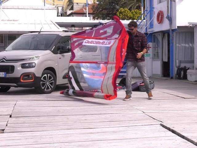 Il multispazio Nuovo Citroën Berlingo è il compagno dei campioni