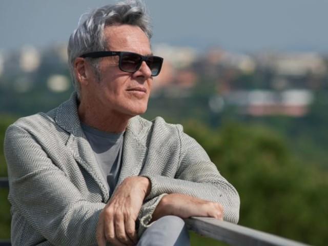 Claudio Baglioni nel film di Gabriele Muccino.