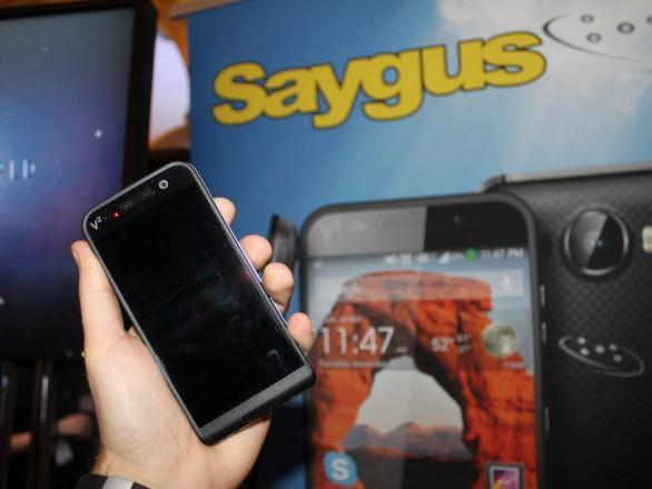 Saygus V Squared aggiornato con Snapdragon 835 entro il 20...