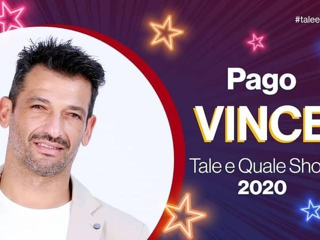 Pago vince Tale e Quale Show 2020: ecco la classifica completa, chi accede al torneo?