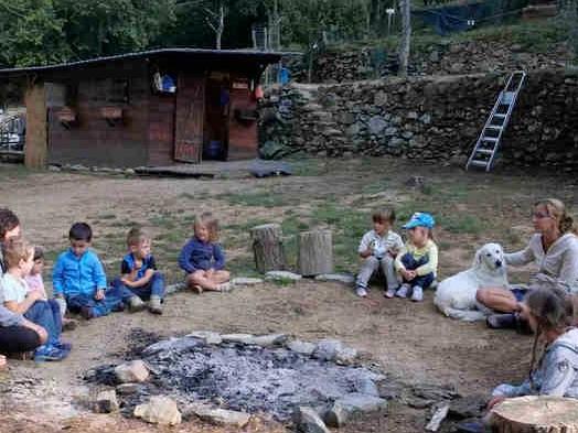L'asilo nel bosco di Rapallo diventa grande: partono le lezioni della scuola elementare