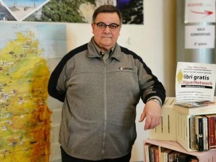 Covid e libri: Mario Figoni ad Alghero