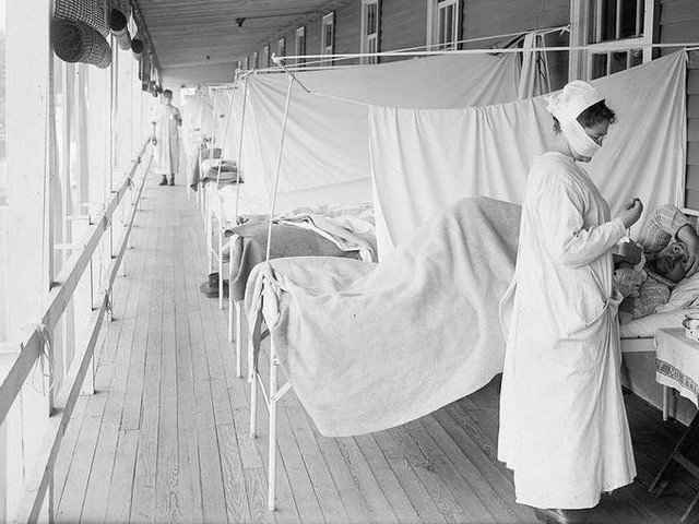 Dalla spagnola alla spaziale, il contagio nel Novecento