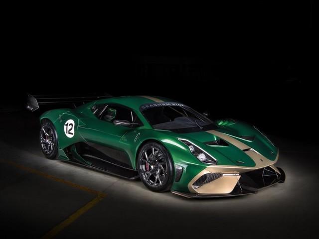 Brabham Automotive - Tornerà a correre a Le Mans