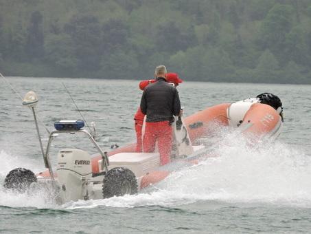 Ritrovato il corpo del trentunenne scomparso a Pasqua nel lago di Albano