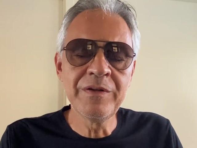 """Adesso Bocelli si scusa: """"Covid? Non volevo offendere"""""""